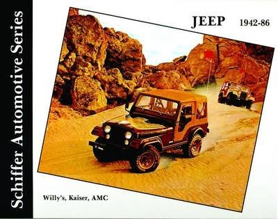 [The Jeep 1942-1986: Willy's, Kaiser, AMC] (By: Walter for sale  Delivered anywhere in Canada