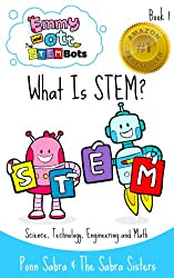 What Is STEM? Making Science,Technology, Engineering & Math Fun and Easy! (Ages 3-8) (Emmy and Ott - The STEMBots Book 1) (English Edition)