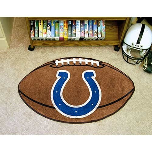 Team Fan Gear Fanmats Indianapolis Colts Football Rug 22