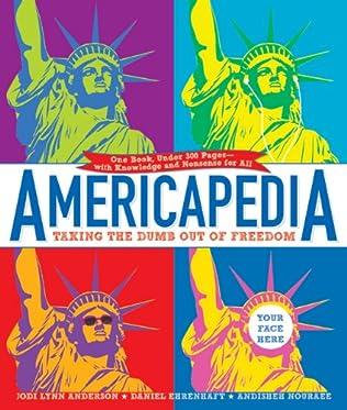 book cover of Americapedia