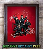 Impractical Jokers Tv Show Cast Autographed Signed 8x10 Photo Reprint #08 Special Unique Gifts Ideas Him Her Best Friends Birthday Christmas Xmas Valentines Anniversary Fathers Mothers Day