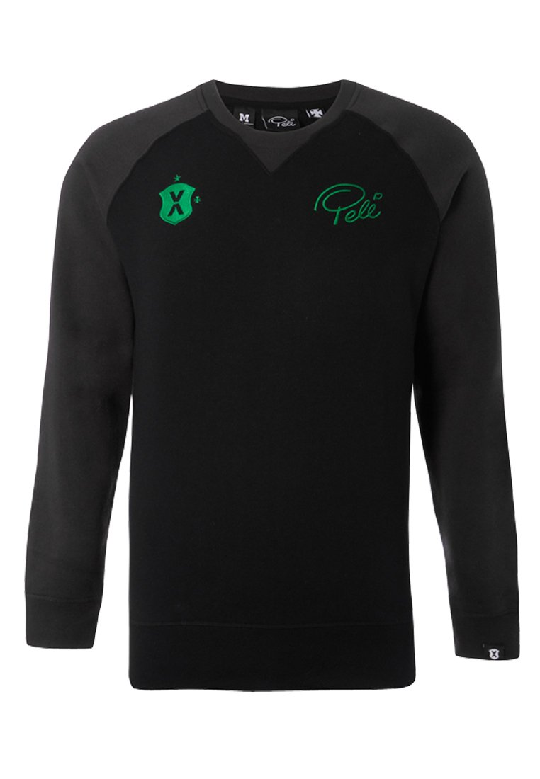 Pelé Sports Social Crew Sweat schwarz