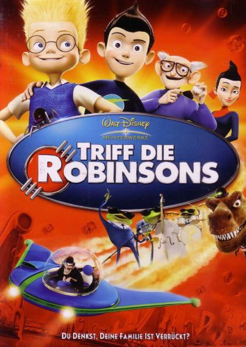 Triff die Robinsons Film