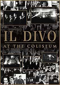 At the coliseum il divo movies tv for Il divo cd list