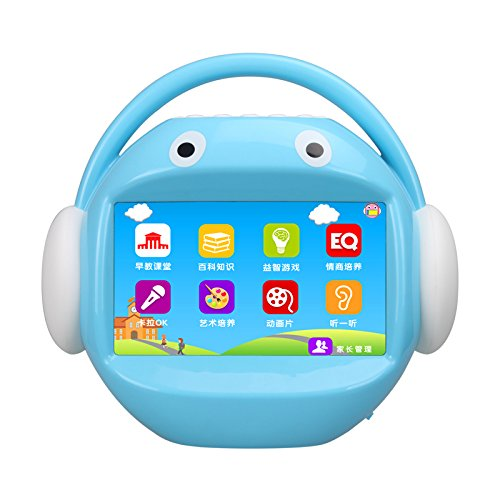 MINGXIAO R5 Learning Chinese mp4 mp3 player with Bluetooth singing Karaoke by ONN