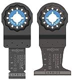 Bosch OSL002CH Starlock Oscillating Multi-Tool Accessory Blade Set (2 Piece)