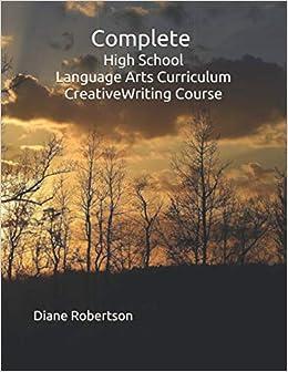 Creative writing curriculum high school what is a dissertation defense