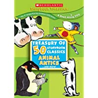 Treasury of 50 Storybook Classics - Animal Antics and more!