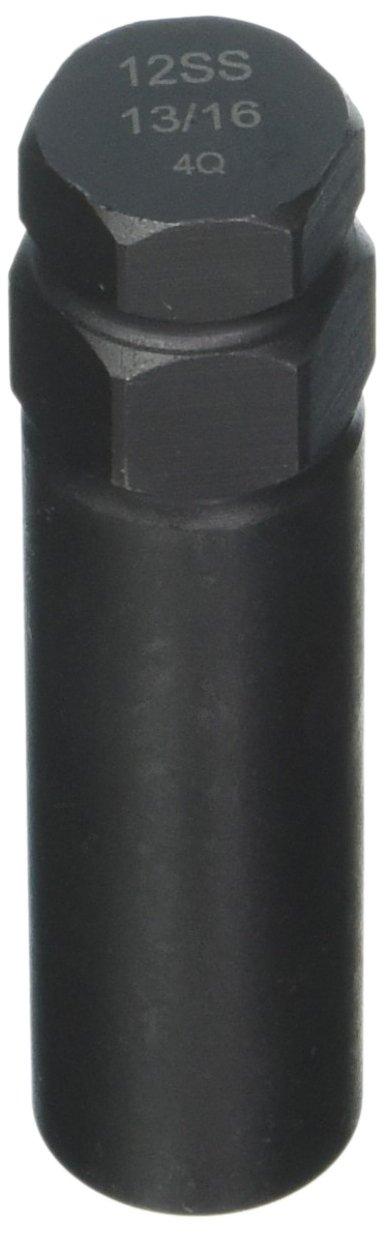 STEELMAN PRO 78550 12-Spline 11//16-Inch Locking Lug Nut Socket