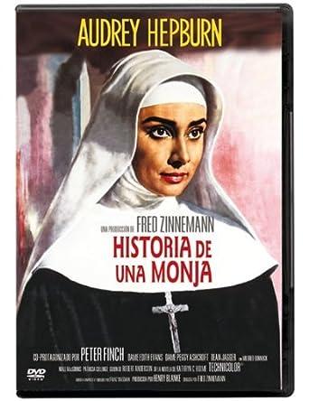 Historia De Una Monja 1959 Import Movie European Format - Zone 2: Amazon.es: Cine y Series TV