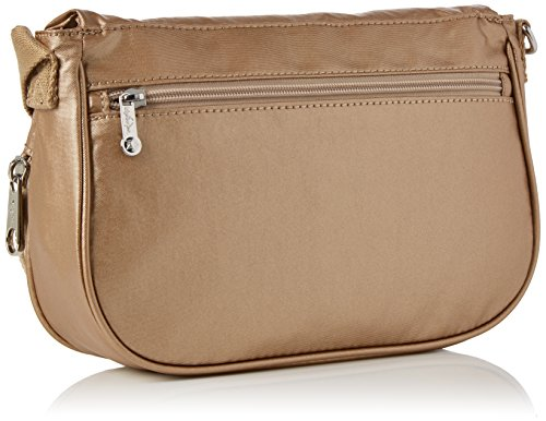 Women's Cross Earthbeat Kipling Metal Dusty Body S Gold Bag dP1tw4tq
