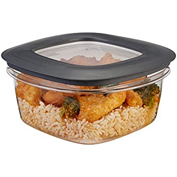 Amazoncom Rubbermaid Premier Easy Find Lid 5 Cup Food Storage