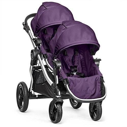 Baby Jogger City Select Double Stroller 19
