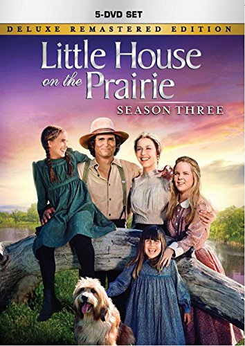 Little House on the Prairie: Season 3 (Deluxe Edition, Remastered, Full Frame, Boxed Set, Dolby)