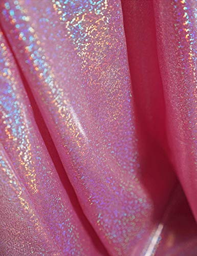 FUERMOR 5x7ft Pink Backdrop Birthday Wedding Photography Backdrops Curtain Makeup Videos Photo Background Props FUTJ001 ()