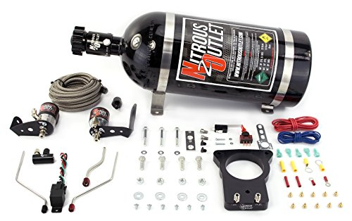 - Nitrous Outlet 78mm 98-02 F-body Plate System (10lb Bottle)