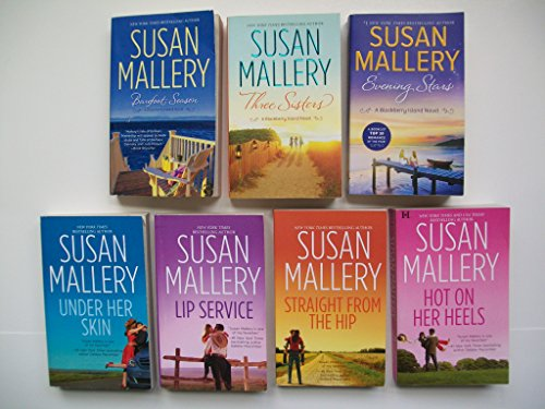 - Susan Mallery (7 Set) Blackberry Island Trilogy & Lone Star Sisters