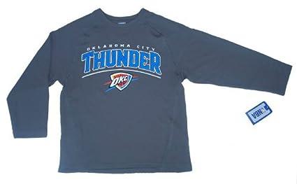 new product 10ad2 63667 Amazon.com : Oklahoma City Thunder Young Kids X-Large 16 ...