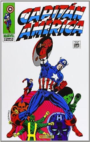 CAPITAN AMERICA: EL HOMBRE BAJO LA MASCARA: LEE/ KIRBY/ STERANKO/ COLAN/ ROMITA/ BUSCEMA: 9788490240977: Amazon.com: Books