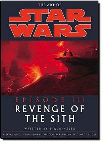 Revenge of the Sith (Art of Star Wars: Episode III): Amazon