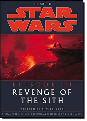 The Art of Star Wars, Episode III - Revenge of the Sith