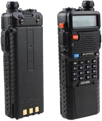 Baofeng UV-5R Dual Band UHF/VHF Radio Tr