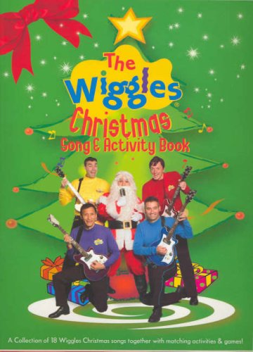 The Wiggles - Christmas Song & Activity Book