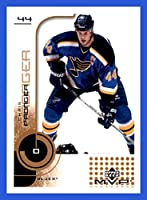 2002-03 Upper Deck MVP #162 Chris Pronger ST. LOUIS BLUES