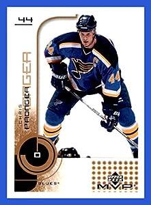 2002-03 Upper Deck MVP #162 Chris Pronger ST. LOUIS BLUES