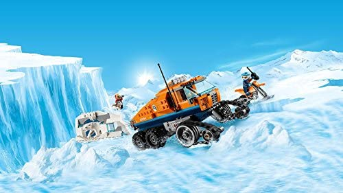 LEGOCity Arktis-Erkundungstruck 60194 Kinderspielzeug