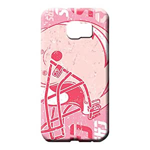 samsung galaxy s6 edge Shock Absorbing Designed For phone Protector Cases mobile phone carrying shells san diego chargers nfl football