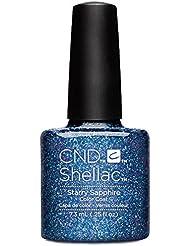 CND Shellac Nail Polish, Starry Sapphire, 0.25 fl. oz.