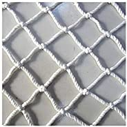 Child Climbing Cargo Net Balcony Stair Railing Protective Net White Safety Net Playground Fence Net Indoor Cei