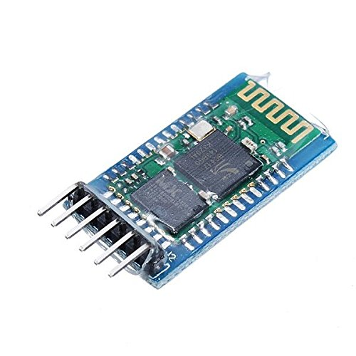 Max Module Kit - HC-05 Wireless Bluetooth Serial Module With Base Plate For - Arduino Compatible SCM & DIY Kits Module Board - 1 x HC-05 Wireless Bluetooth Serial Module