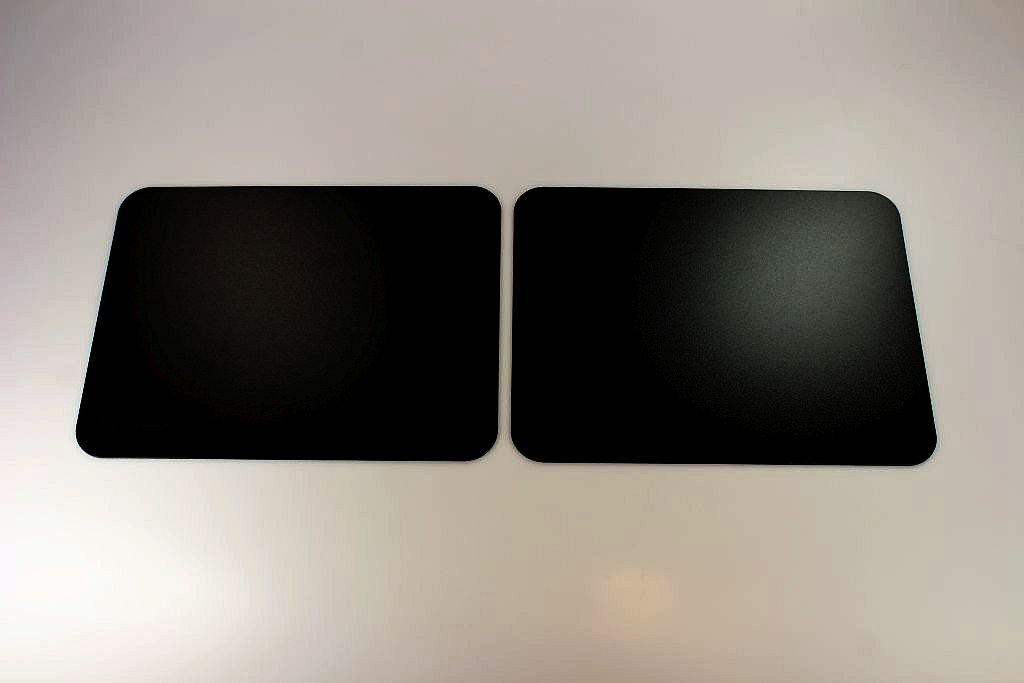 2 Noir Flexible Antid/érapant Tupperware 31206 Planche /à d/écouper Flex
