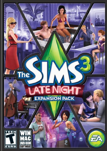 (The Sims 3: Late Night - PC/Mac)