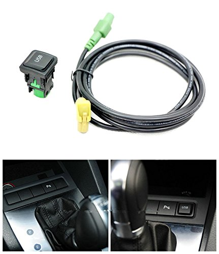 Vw Beetle Engine Install: Eximtrade USB Switch Socket RNS315 RCD510 For Volkswagen