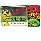 Yeowww Tin of Stinkies, 3 in a Sardine Tin, Multicolor, 1Pack