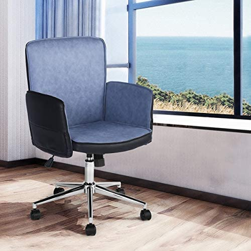 FurnitureR Home Office Chair Computer Desk Chair