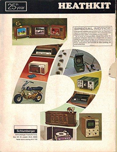 Heathkit Retail Store Catalog Electronics 810 72D