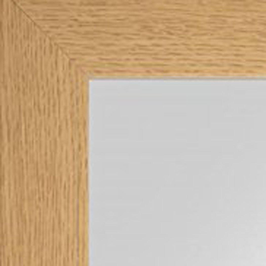 Frame Company Watson Range Framed Mirror, Beech, 10x8-Inches 5057073398294