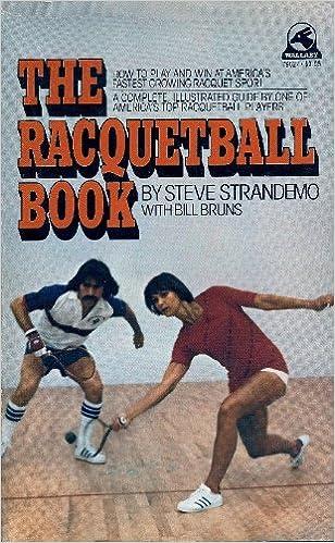 Book the racquetball book