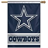 NFL Flag Team: Dallas Cowboys 28 inches by 40 inches