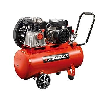 Compressore aria 50 lt Black and Decker BD 220/50-2M: Amazon.es: Bricolaje y herramientas