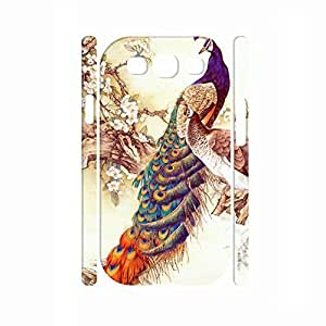 Fancy Chinese Style Anti Proof Hard Plastic Samsung Galaxy S3 Case Skin for Girls