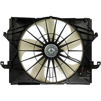 Image of Dorman 621-410 Radiator Fan Assembly Fans