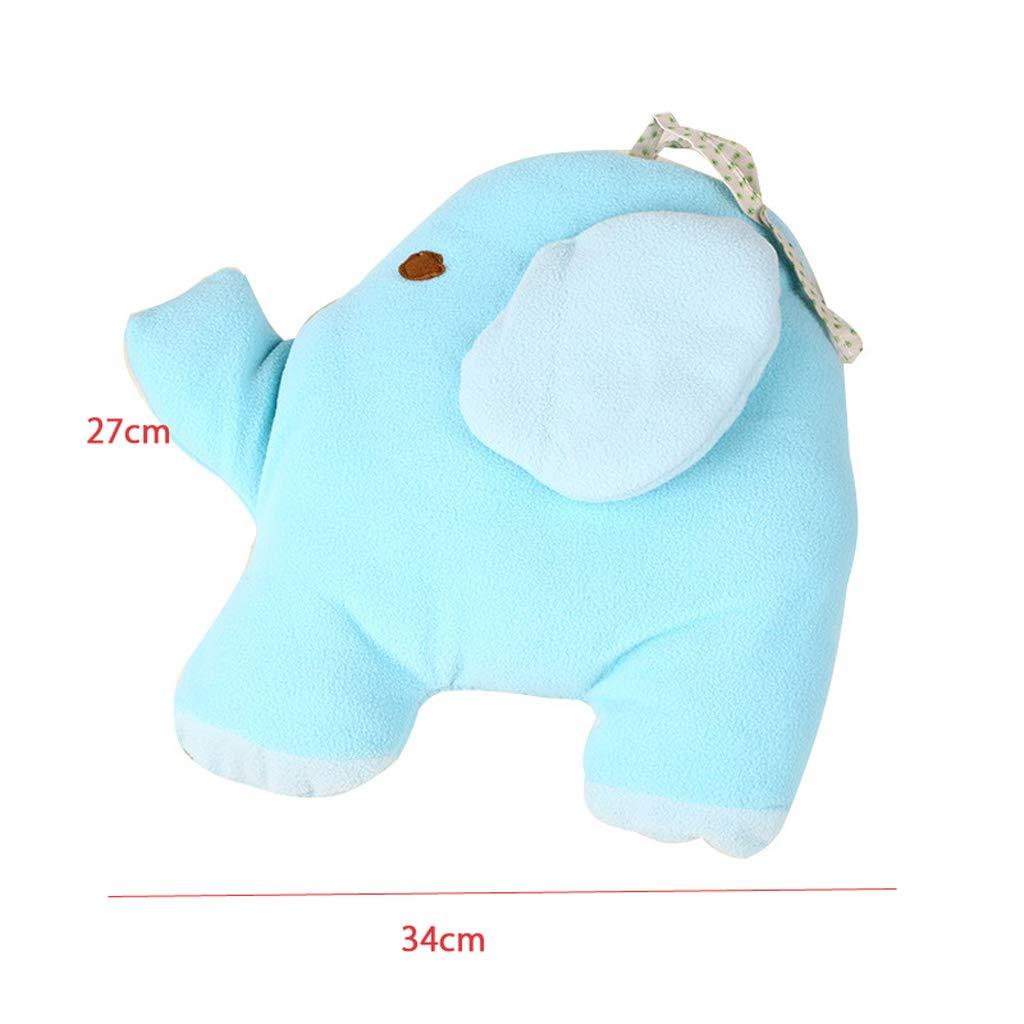 bettumrandung kinderbett,Kreative Baby Cotton Cot Liner Bumper entz/ückende Elefant Form Polka Dot Star Kinderbett Bett Sto/ßstange f/ür Kleinkinder 6 St/ück