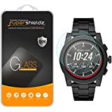 [2-Pack] Supershieldz for Michael Kors Access Grayson Smartwatch (Gen 2) Tempered Glass Screen Protector, [Full Screen Coverage] Anti-Scratch, Bubble Free, Lifetime Replacement Warranty