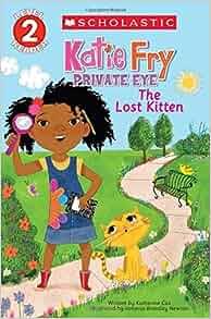 Amazon.com: Scholastic Reader Level 2: Katie Fry, Private