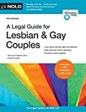 img - for Legal Guide for Lesbian & Gay Couples, A (Legal Guide for Lesbian and Gay Couples) book / textbook / text book